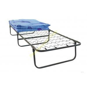Кровать раскладная на змейке с матрасом