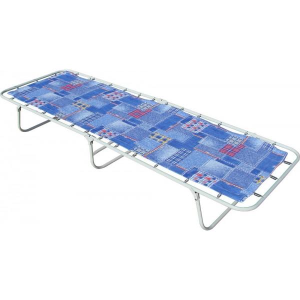 Кровать раскладушка без матраса усиленная (ЭК-02)